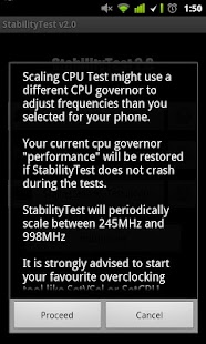 StabilityTest (ROOT optional) Screenshot