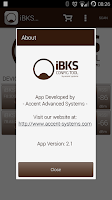 Screenshot of iBKS Config Tool