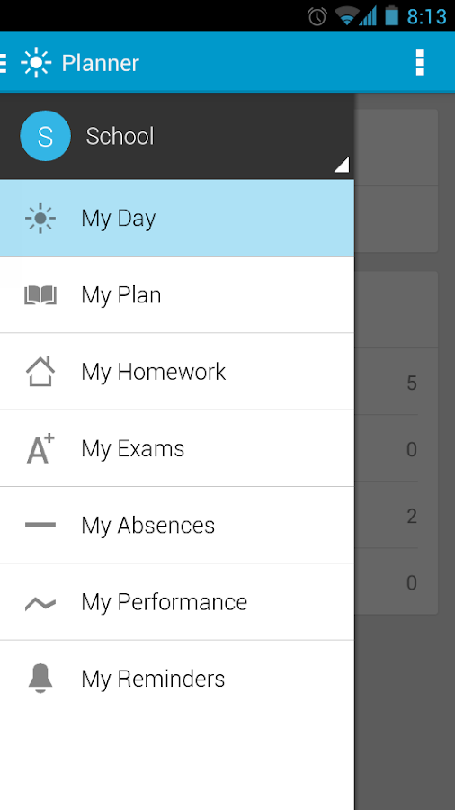 Planner: Education Reorganized- screenshot