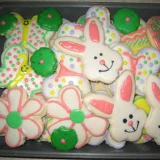 Ma Ma's Sugar Cookies.