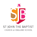 St John the Baptist CE School logo