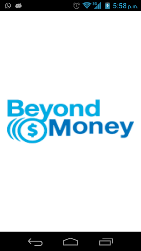 Beyond Money