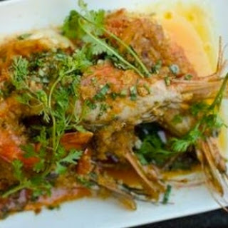King Prawn and Tomato Curry Recipe
