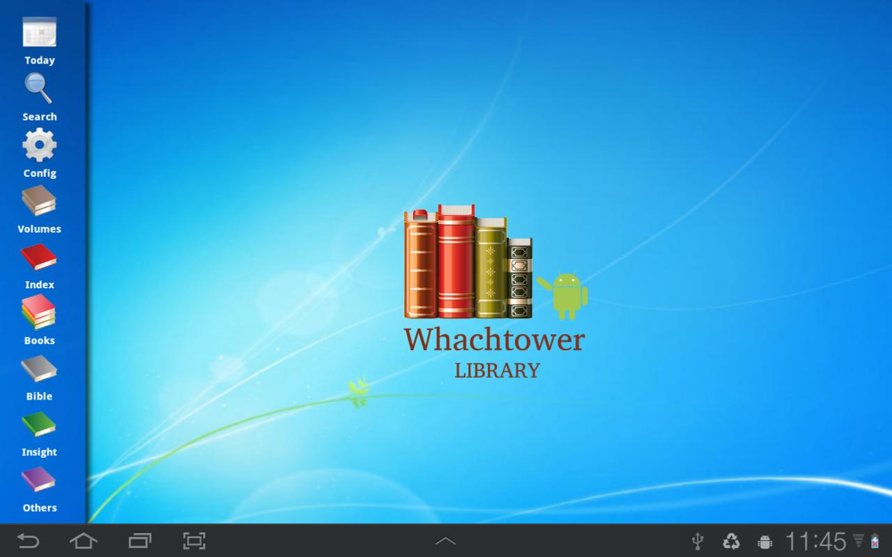 Watchtower Library for Android - screenshot