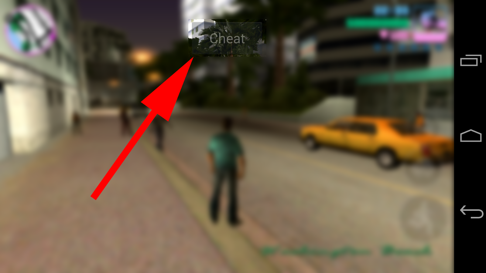 JCheater: Vice City Edition- screenshot