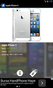 Harga Handphone - screenshot thumbnail