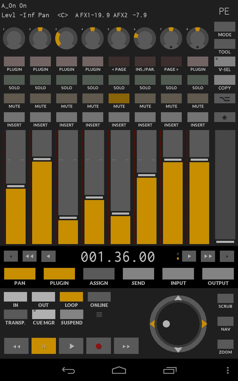 TouchDAW Screenshot 13