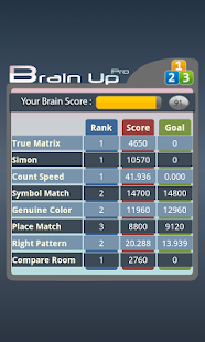 Brain Up Pro- screenshot thumbnail