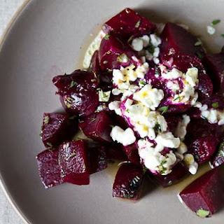 Jamie Oliver's Smoked Beets.
