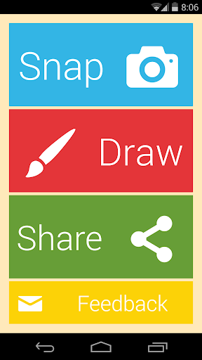 Snap Draw Share