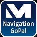 MEDION GoPal Navigation Lizenz icon