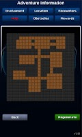 Screenshot of Adventure Generator