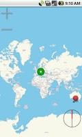 Screenshot of ZANavi large maps donate