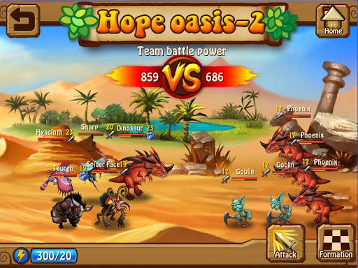 【免費角色扮演App】Monster League-APP點子