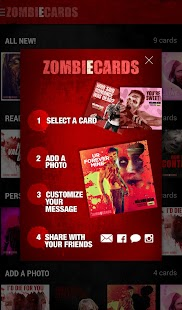 The Walking Dead: ZombiEcards - screenshot thumbnail