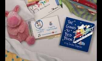 Screenshot of The Going to Bed Book-Boynton