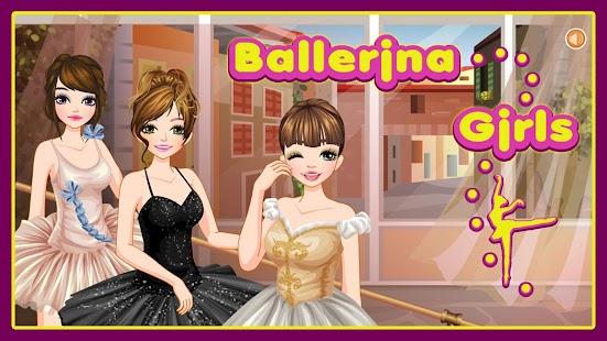 芭蕾舞女孩- 换装 家庭片 App-愛順發玩APP