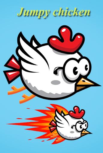 Chicken Jump For Kids