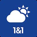 1&1 Wetter Widget