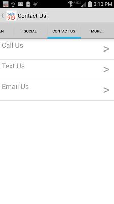 WGTS 91.9 - screenshot