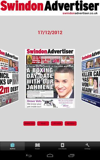 Swindon Advertiser