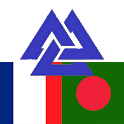 French Bangla Dictionary icon