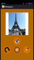 Screenshot of Whitagram for Android