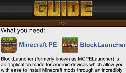 玩免費街機APP|下載Mods for Minecraft PE app不用錢|硬是要APP