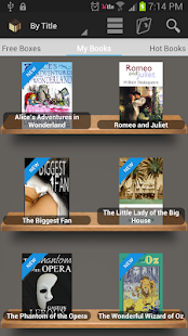[Free e-Book] BookBox Reader- screenshot thumbnail