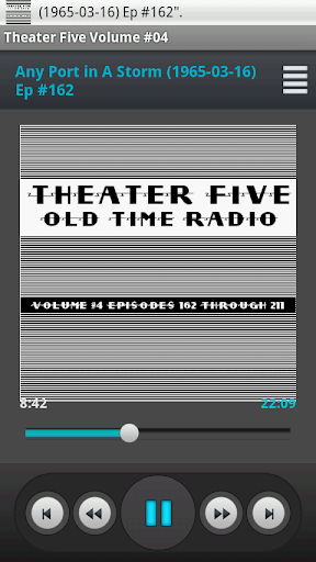 Theater Five Radio Show V. 04