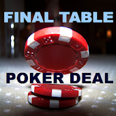 Final Table Poker Deal