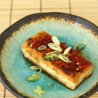 Tofu Steak.