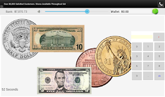 Screenshot of Money: Coins and Banknotes