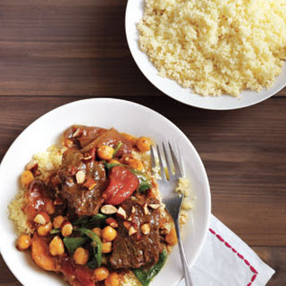 Spiced Braised Beef With Sweet Potatoes