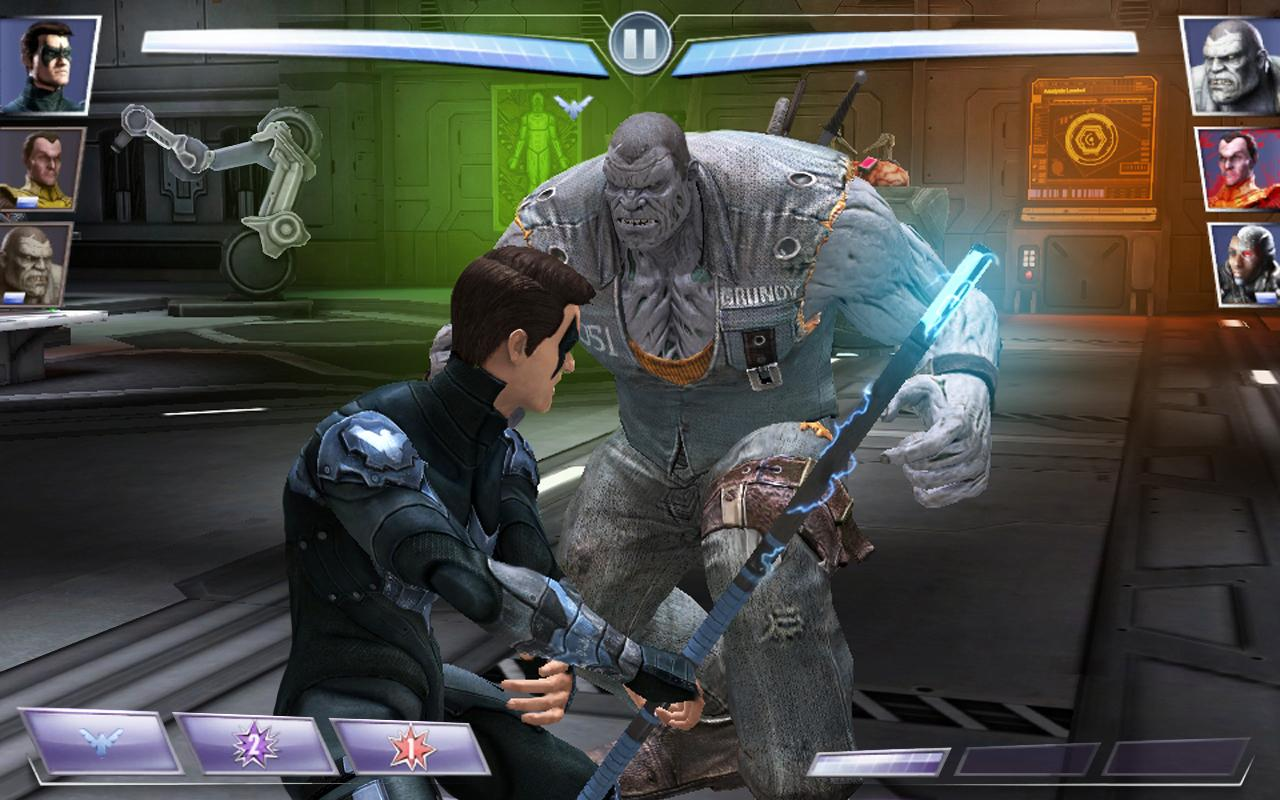 Injustice: Gods Among Us screenshot #6