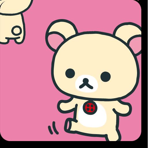 Rilakkuma Theme 50 個人化 App LOGO-APP試玩