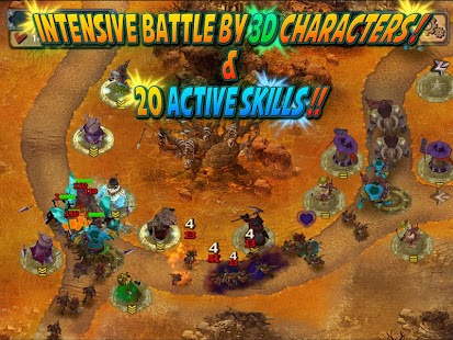 Quest Defense - Tower Defense- screenshot thumbnail