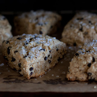 Orange and Oat Scone
