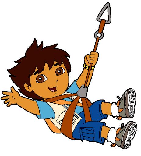 【免費教育App】Coloring Game Diego Go Go-APP點子