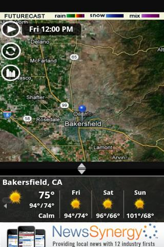 BakersfieldNow News - screenshot