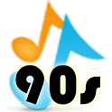 90's Fun Music Game Lite logo