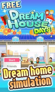 Dream House Days- gambar mini tangkapan layar