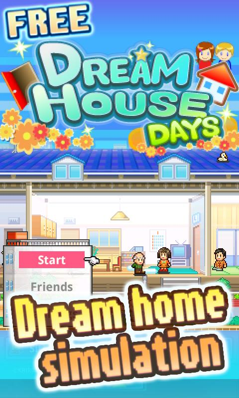 Dream House Days- tangkapan layar