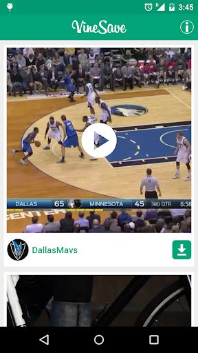 VineSave Vine Video Downloader