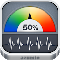 Stress Check by Azumio logo