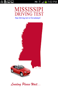 Mississippi Driving Test- screenshot thumbnail