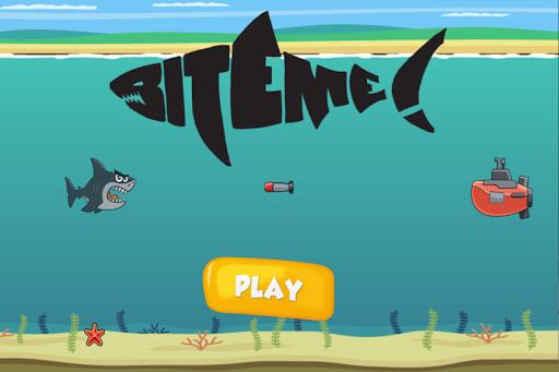 Bite Me Revenge of The Shark