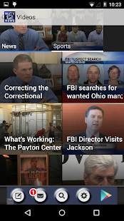 WJTV News Channel 12- screenshot thumbnail