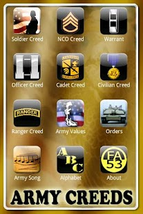 Army Creeds - screenshot thumbnail