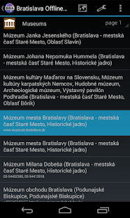 Bratislava City Map Lite- screenshot thumbnail